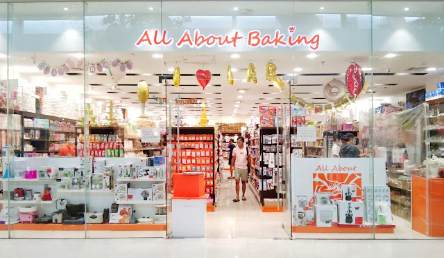 ALL ABOUT BAKING: A NEW NORM FAVORITE IN SM CITY BALIWAG