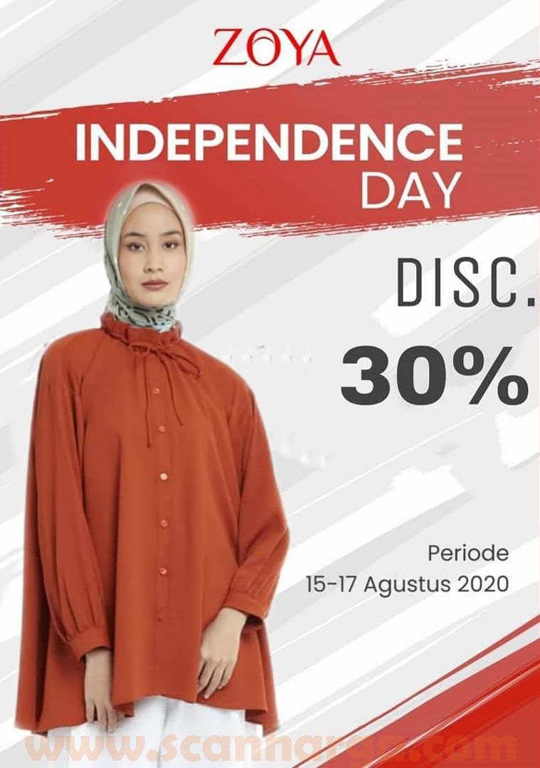 Promo Zoya Hijab Terbaru Promo Merdeka In Frame Cilla Tunic Diskon 30 Scanharga