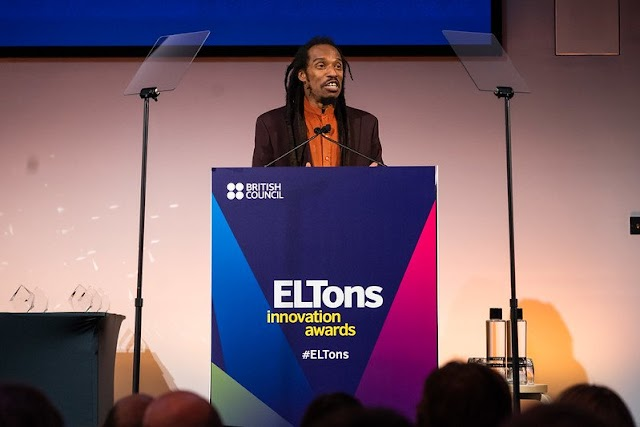British Council ELTons Innovation Awards 2021
