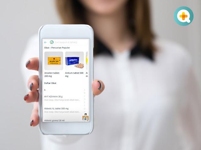 Kini Booking Dokter Lebih Mudah dengan Aplikasi SehatQ.com