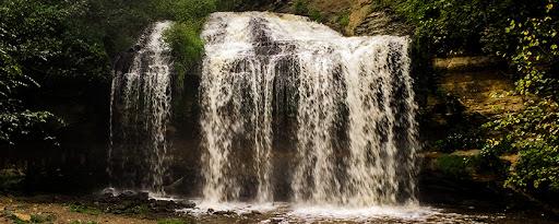 Cascade Falls in Osceola WI