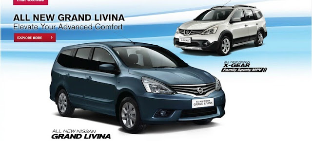 The All New Grand Livina Dan The All New Gand Livina X-Gear