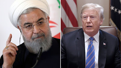 'Never, ever threaten' US again Trump warns Iran