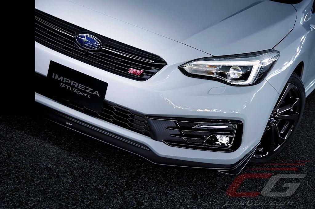 Subaru Expands STI Offering with 2021 Impreza STI Sport ...