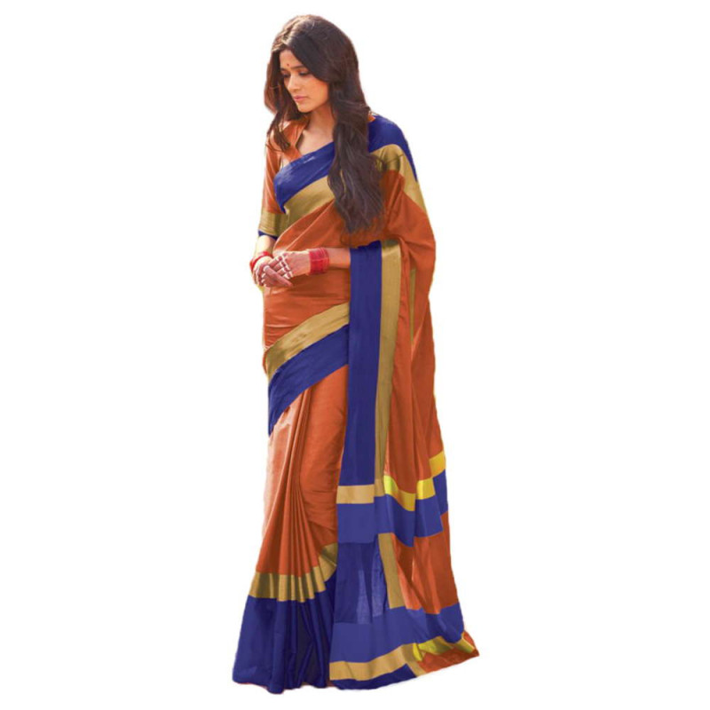 Cotton Silk Saree - 5 Types of Sarees You Must Own For Summer Styling