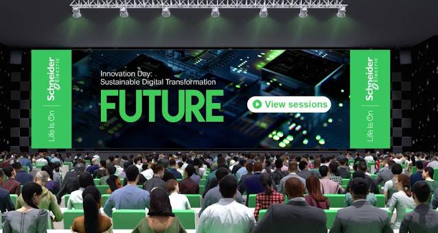Innovation Day 2021 mengusung tema Sustainable Digital Transformation