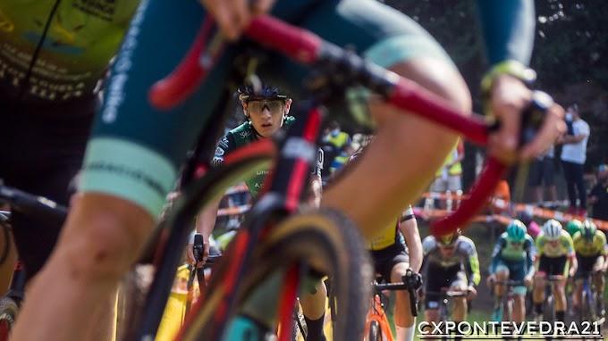 Las fotos de la Copa de España de Ciclocross de Pontevedra 2021 - Fotos Luz Iglesias