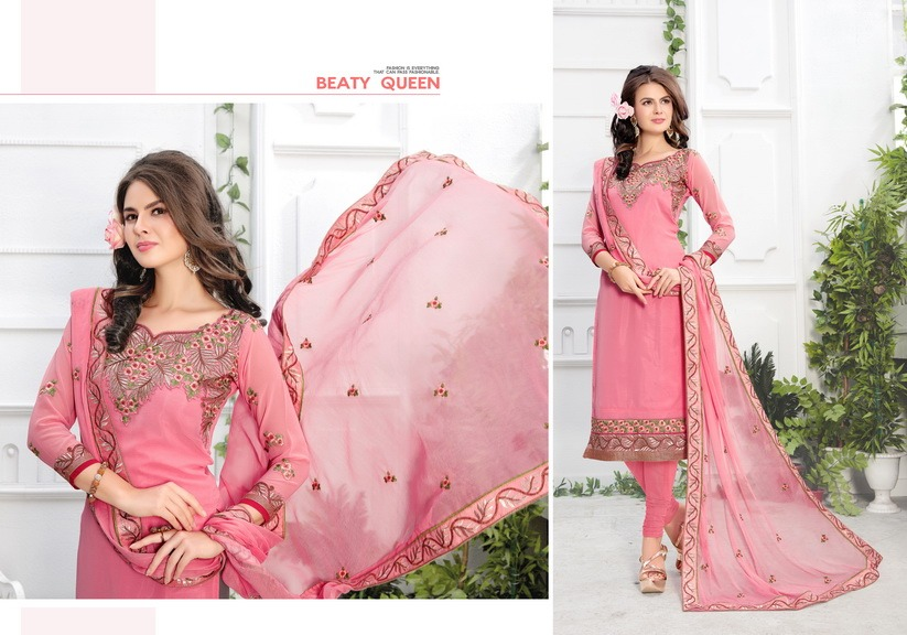 Begam Jaan – Different Look Designer Embroidery Salwar Suit
