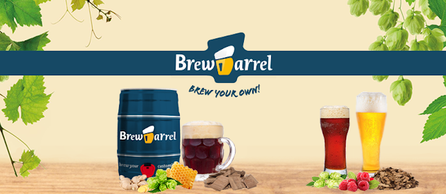 Brew Barrel collaborazione