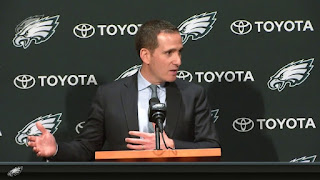 Philadelphia Eagles General Manager roseman
