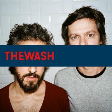 Summer et Strange Gift sont les premiers extraits du prochain album de The Wash.
