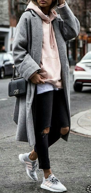 Trendy Autumn Street Style Outfit For 2018
