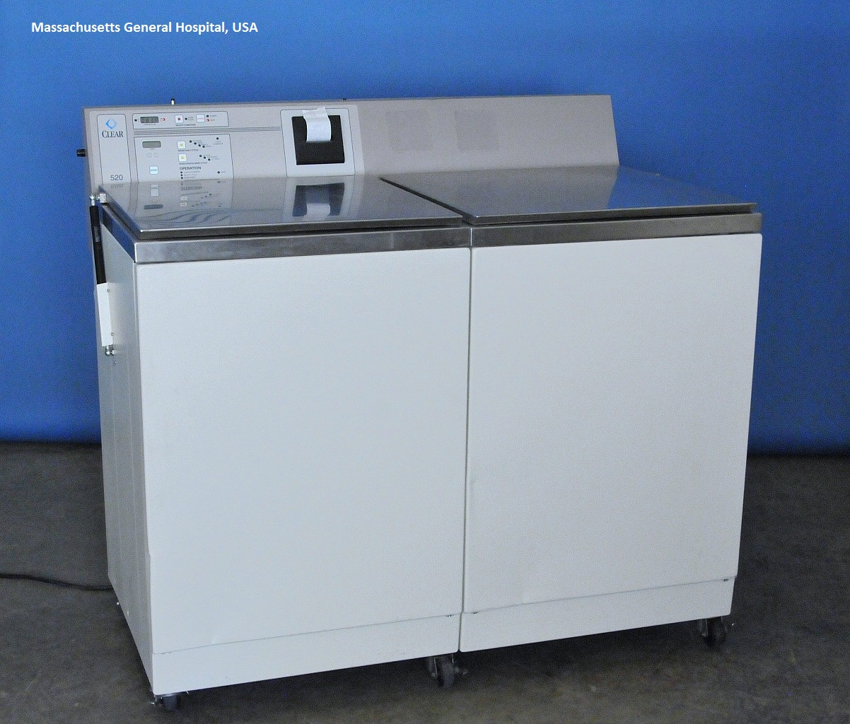 Instrument / tubing washer / pasteurizer - $3,975 each.