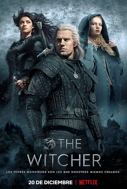 The Witcher de Netflix.