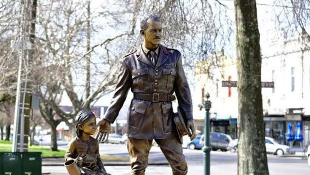 Η ιδιάζουσα ιδεολογική σχέση των Ελλήνων του Πόντου με την ιστορική πόλη του Ballarat
