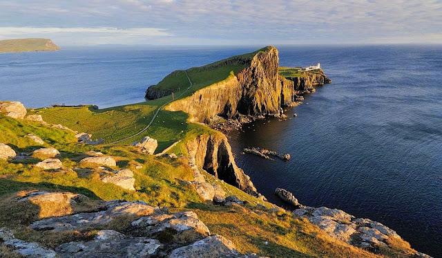 Scotland Neist Point