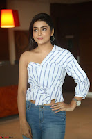 Avantika Mishra in One Shoulder Crop Top and Denim Jeggings ~  Exclusive 011.JPG