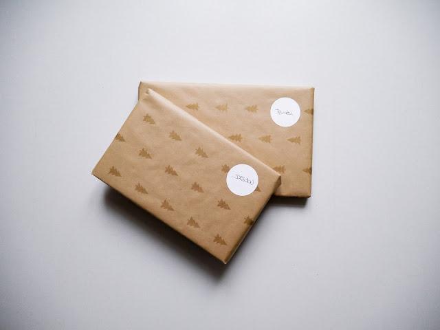 Zero waste balení dárků