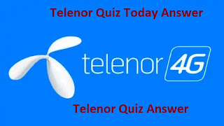 Telenor answer today
