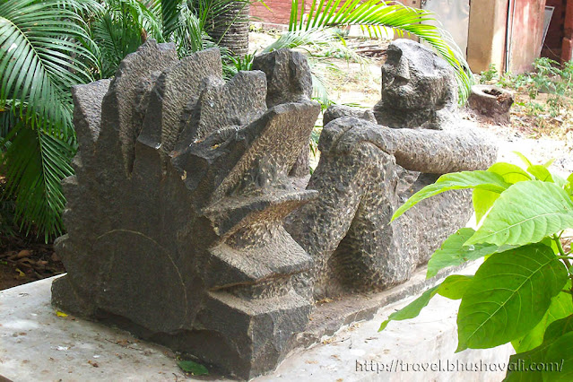 Cholamandal Artists Village Sculptures