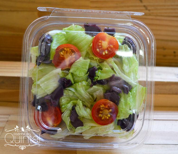 Salada no Pote na Cozinha do Quintal: excelente opção para faturar!