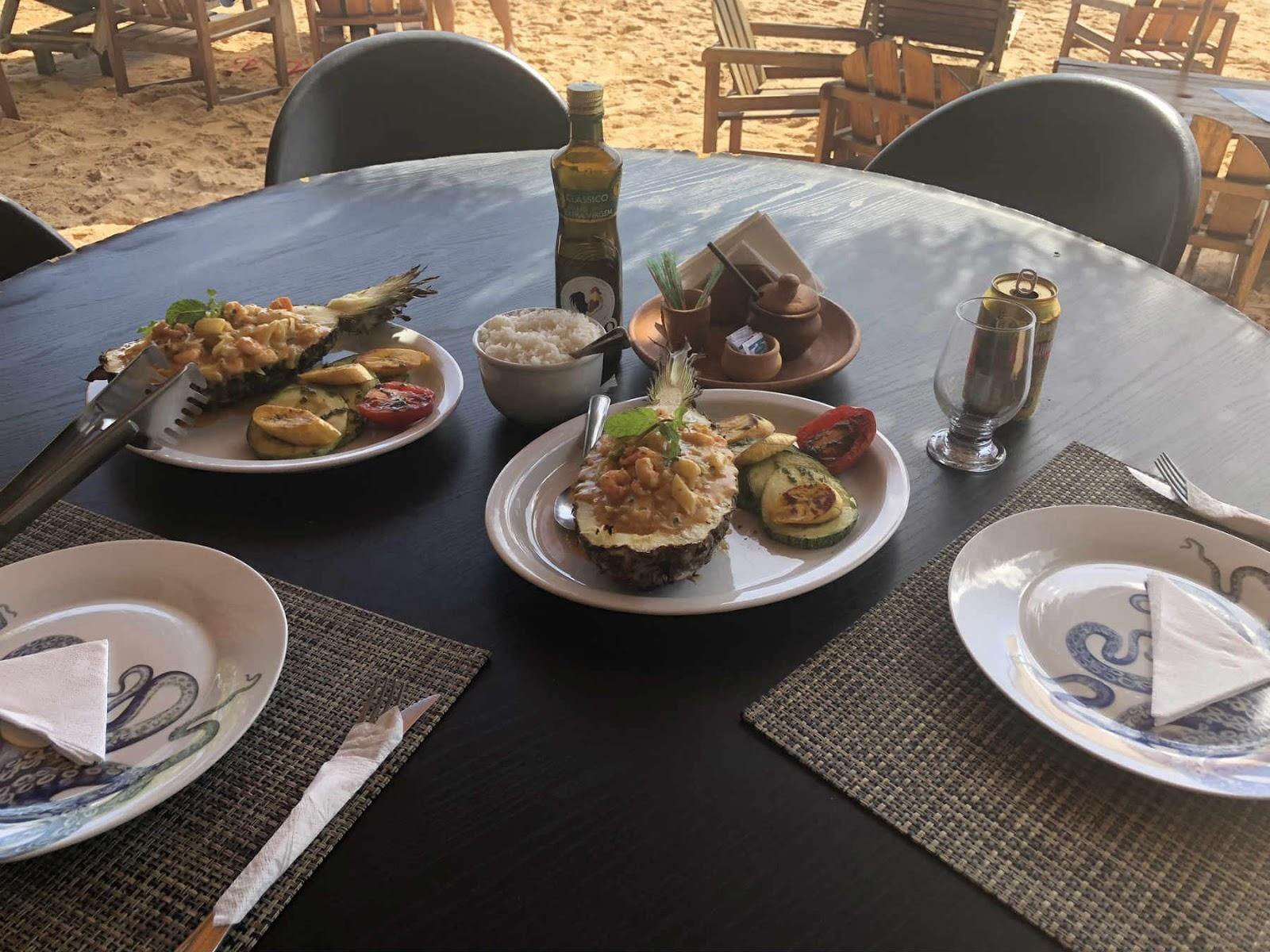 Restaurante Macunaima Lounge Bar - Ponta do Mutá