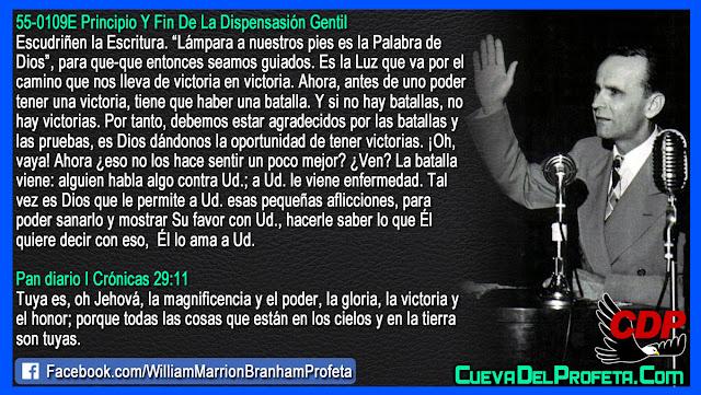 La oportunidad de tener victorias - William Branham en Español