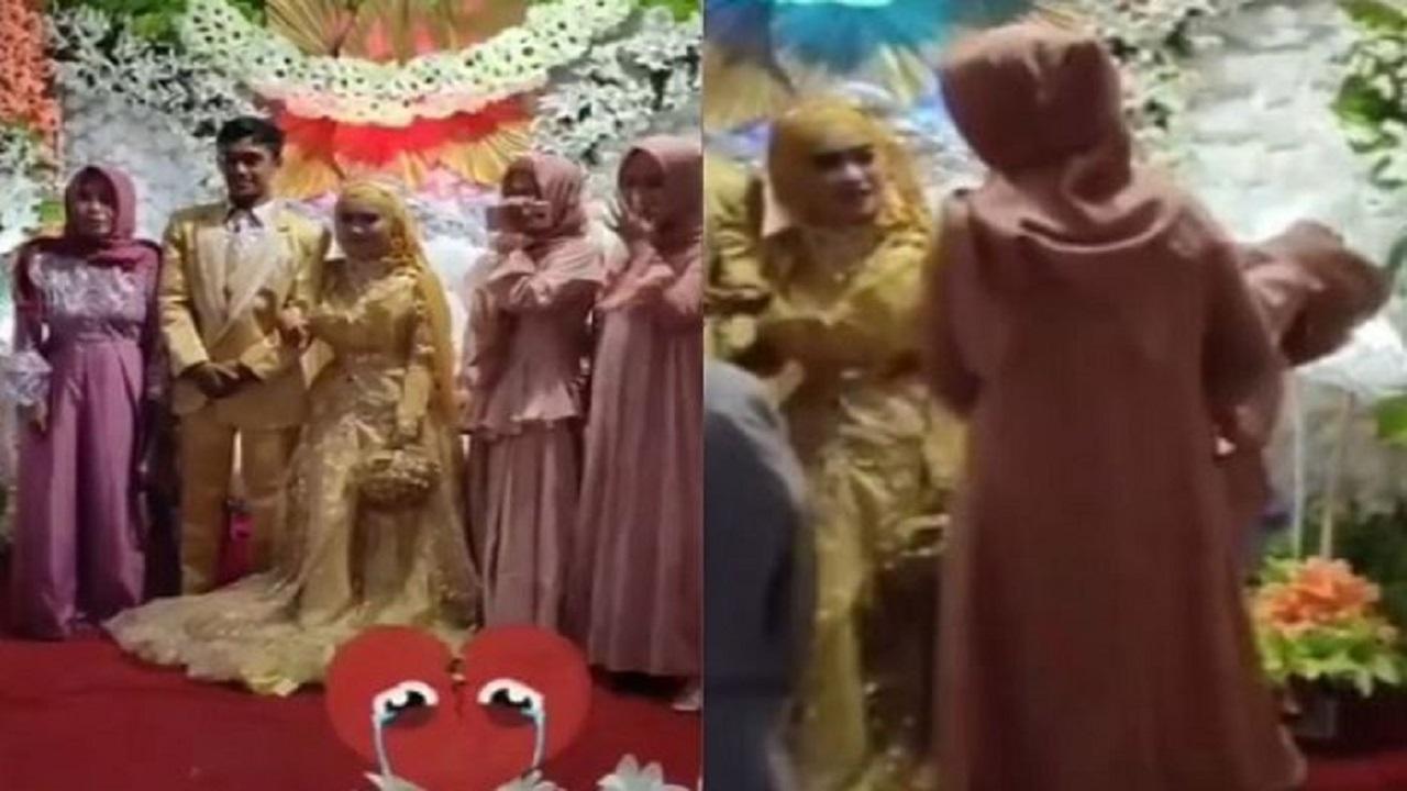 Viral Wanita Pingsan Diduga Datang ke Pernikahan Mantan, Kondisi Menyedihkannya Malah Banjir Nyinyiran Netizen
