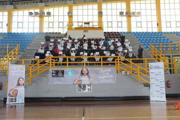 «Her World, Her Rules» από FIBA  και ΕΟΚ σε Ξάνθη και Αλεξανδρούπολη-Φωτορεπορτάζ