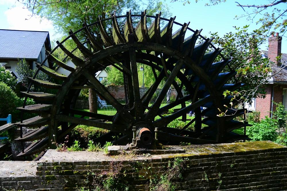 moulin Anquetil Veules les Roses