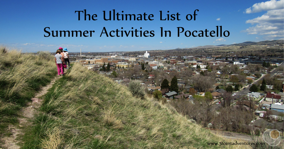 51 Cent Adventures: The Ultimate List of Summer Activities
