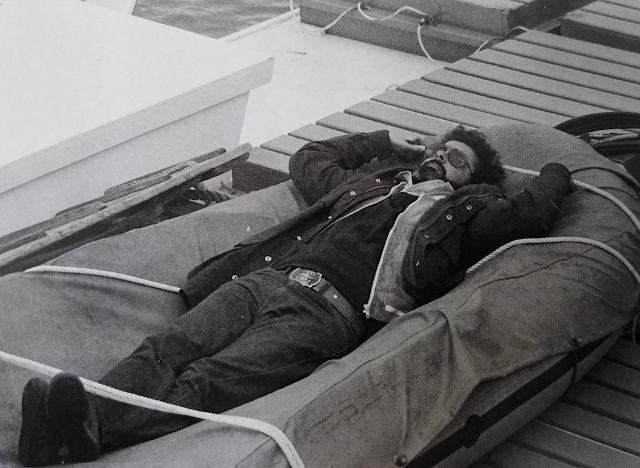george lucas sea sickness