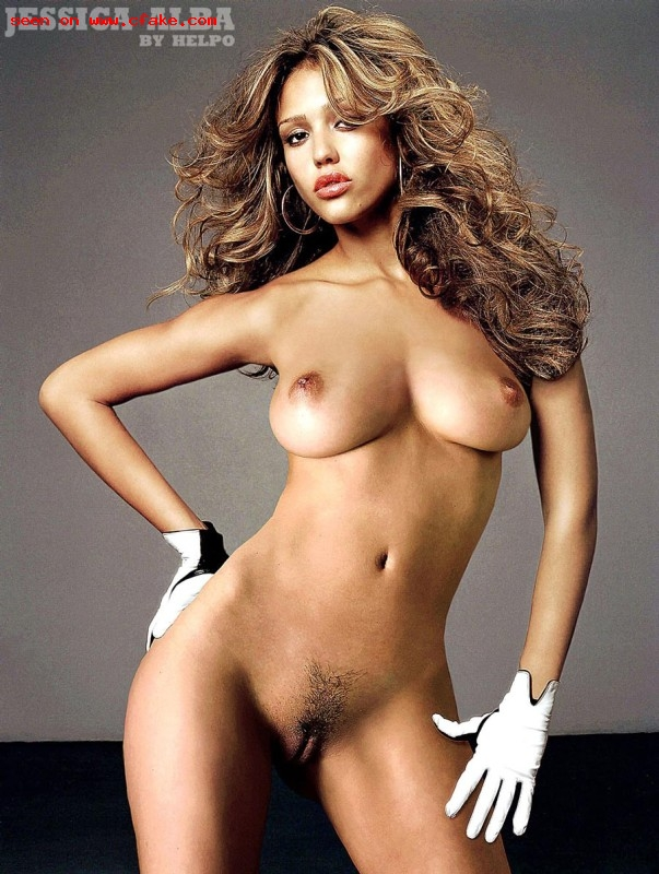 Has jessica alba ever been nude