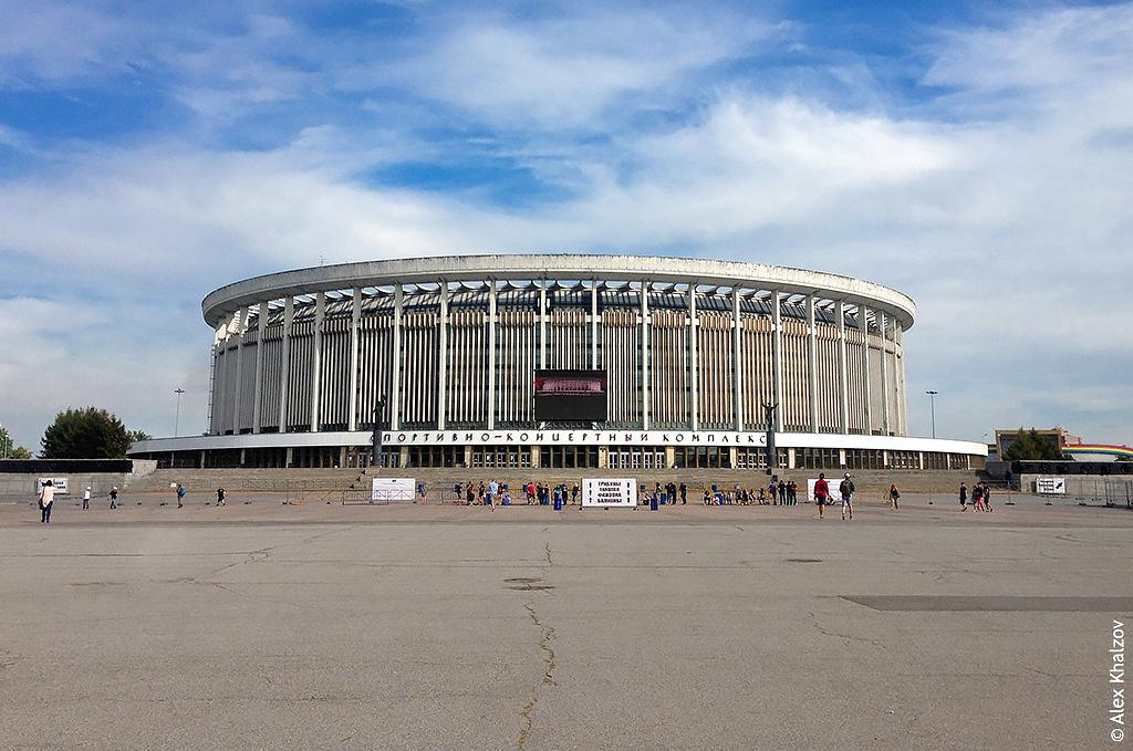 СКК «Петербургский»