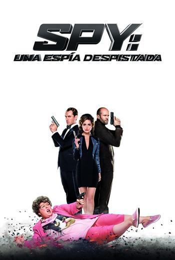 SPY: Una espía despistada DVDRip Latino