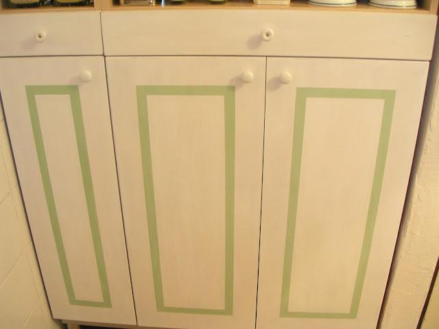 shabbytr ume lillisu und k cheneinbauschrank. Black Bedroom Furniture Sets. Home Design Ideas