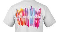 Maroon 5 Beautiful Mistakes Color Burst T Shirt