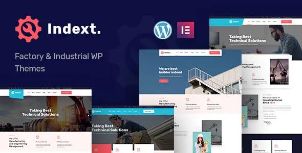 Best Industrial Business WordPress Theme
