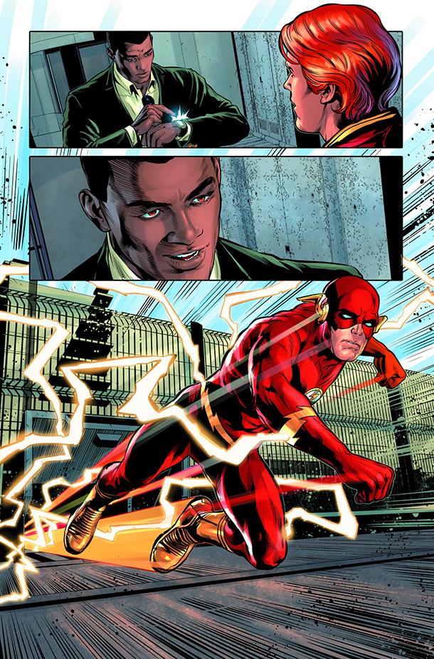 The Flash #772 - 4