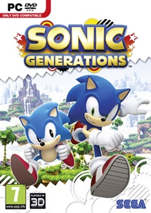 Download Sonic Generations PC Torrent