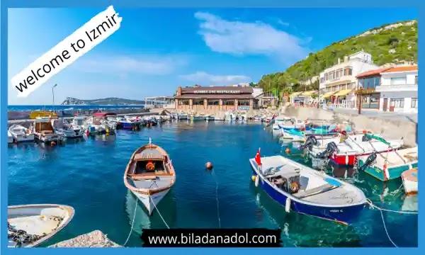 أفضل مناطق السياحية في تركيا السياحة في ازمير