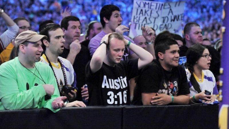 Jelentés: 25 ezer néző lehet ott a WrestleManián