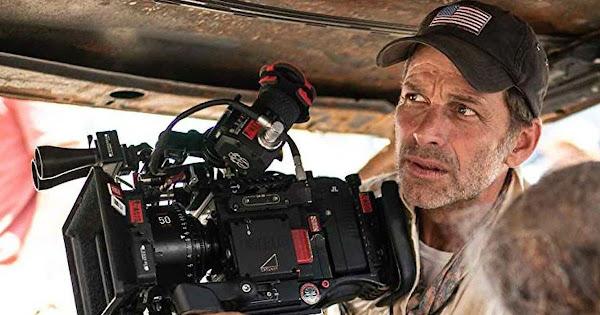 Netflix está a transformar o lançamento reformulado de Zack Snyder num filme