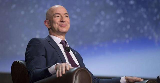 أغنى رجل فى العالم - جيف بيزوس - Jeff Bezos
