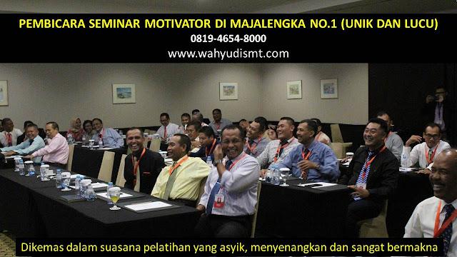 PEMBICARA SEMINAR MOTIVATOR DI MAJALENGKA NO.1,  Training Motivasi di MAJALENGKA, Softskill Training di MAJALENGKA, Seminar Motivasi di MAJALENGKA, Capacity Building di MAJALENGKA, Team Building di MAJALENGKA, Communication Skill di MAJALENGKA, Public Speaking di MAJALENGKA, Outbound di MAJALENGKA, Pembicara Seminar di MAJALENGKA
