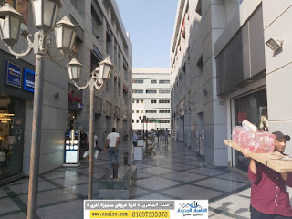 محل تجارى مرخص للبيع بمول على شارع التسعين الرئيسى 110 متر التجمع الخامس القاهرة الجديدة سوبر لوكس Store For Sale in Hala Mall