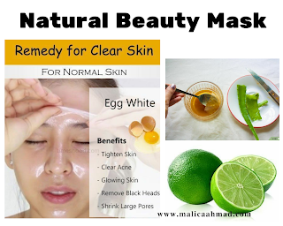 masker wajah alami kulit cantik