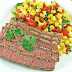 GRILLED STEAK WITH CORN RELISH