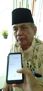 Ketua Baznas Provinsì Jambi Secara Resmi Membuka Pelatihan Berbasis Kompetensi Skema Staf Pelaksana.