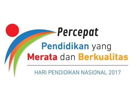 Tujuan, Sasaran, Tema, dan Logo Peringatan Hardiknas Tahun 2017